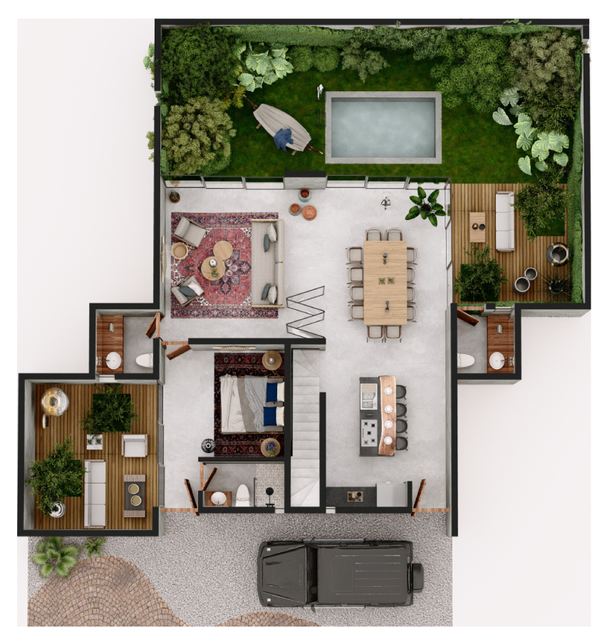 HOUSE MITO 1st FLOOR