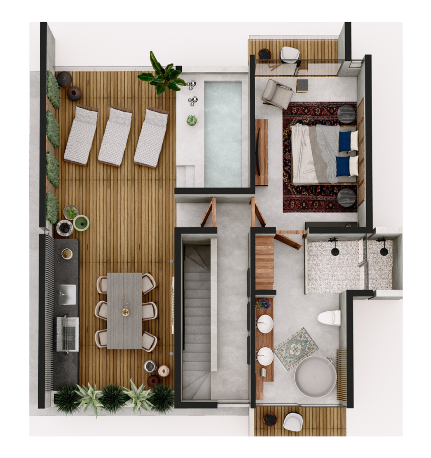 HOUSE MITO 3rd FLOOR